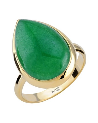 Melin Paris Anillo Agate Green MLNJFR54ATR