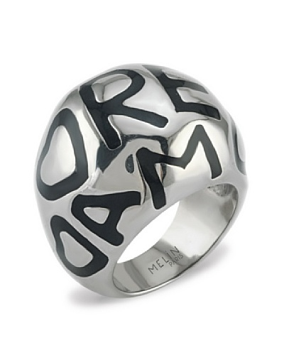 Melin Paris Anillo Enamel Design MLNHR1061R