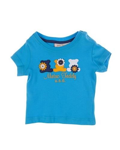 Metrokids Camiseta Niña Chifeng Azul