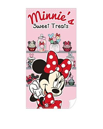 Mickey & Minnie Toallas De Playa Cupcake