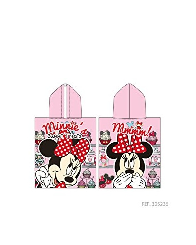 Mickey & Minnie Poncho Cupcake