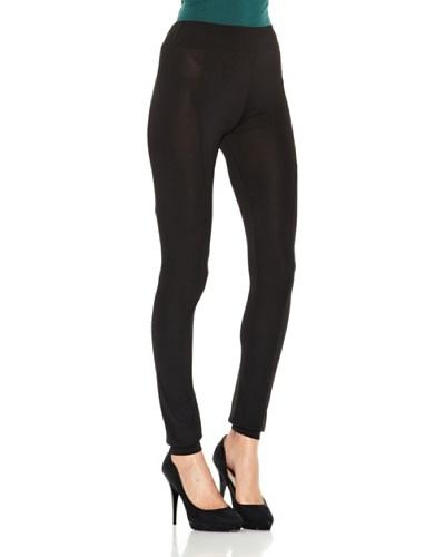 Milles Legging Liso Negro
