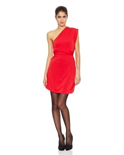 Milles Vestido Convertible Convertible Rojo