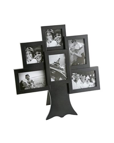 Mimma Portafotos 5 Ventanas Negro