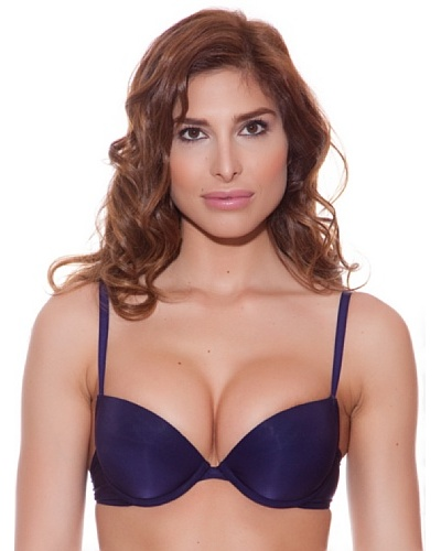 Minerva Sujetador Push up Shiny