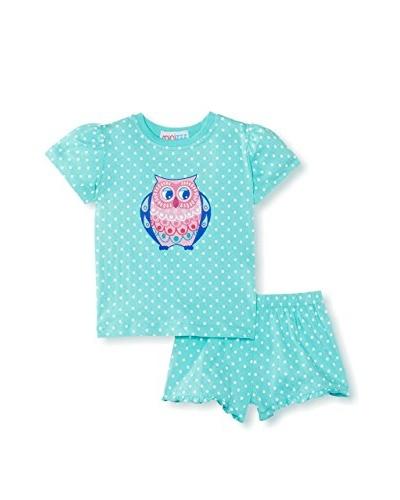 minizzz Pijama Camiseta Y Pantalón Lunares