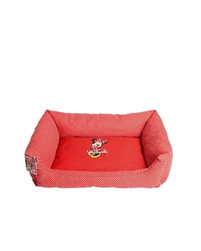 Minnie Cama 60 cm Rojo