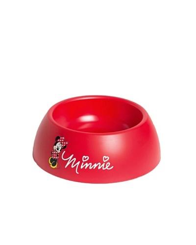 Minnie Bowl 18 cm Rojo