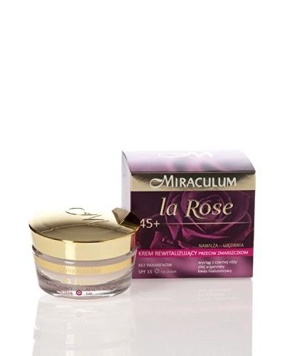 Miraculum Crema de Día Anti-Arrugas Revitalizante La Rose 45+ 50 ml
