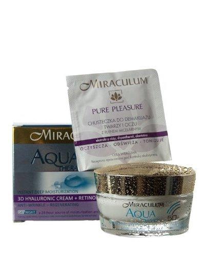 Miraculum Crema Súper Hidratante Día Y Noche 50+  50 ml