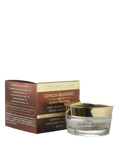 Miraculum Crema De Noche Anti-Arrugas 60+ Reconstrucción Profunda  50 ml