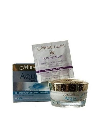 Miraculum Crema Súper Hidratante Día y Noche Aqua Therapy 40+ 50 ml