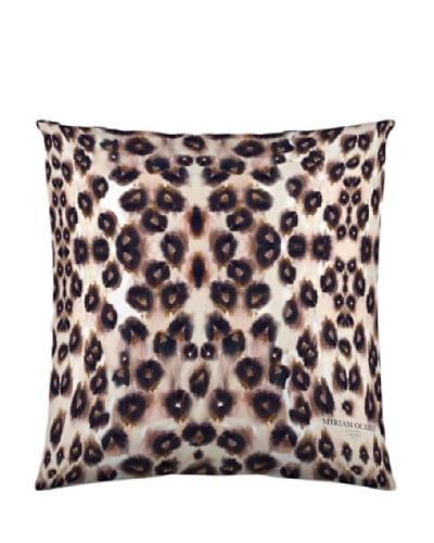 Miriam Ocariz Funda de cojín Leopard
