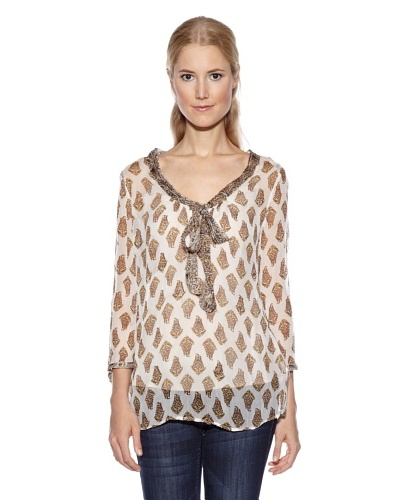 Magic Woman Blusa Betty Beige