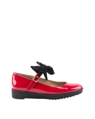 Misu Zapatos Mercedes Lazado
