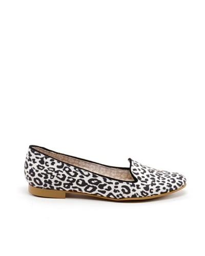 Misu Zapatos Roxana Leopardo