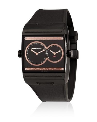 Momo Reloj MD1077BK-03BBR