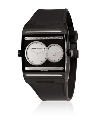 Momo Reloj MD1077BK-02BSS
