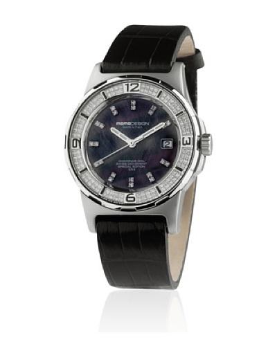 Momo Reloj MD093D-01BK-LS