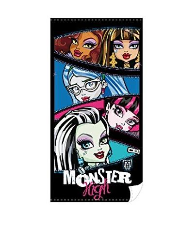 Monster High Toallas De Playa Faces