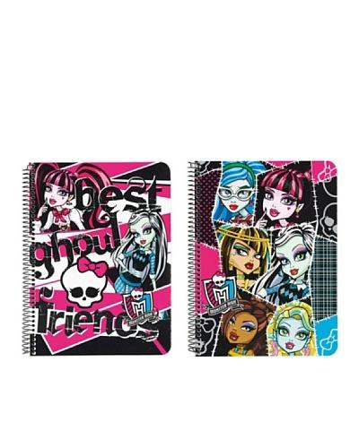 Monster High Libreta 1/4 Tapas Duras 80H
