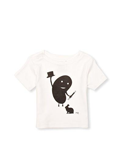 Monster's Baby! Magic Bean Printed Boy's T-Shirt