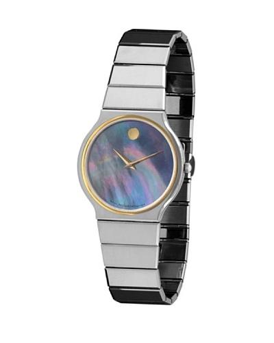 MOVADO 120520408 – Reloj de Señora metálico