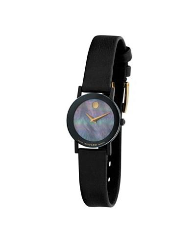 MOVADO 120520308 – Reloj de Señora piel