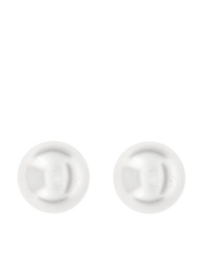 MUSAVENTURA Pendientes Perlas Blanco