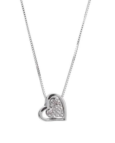 MUSAVENTURA Gargantilla Beautiful Heart Crystal