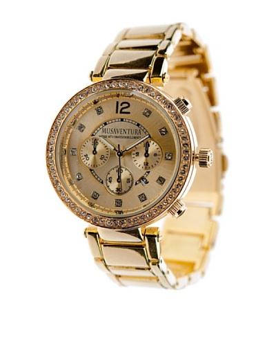 MUSAVENTURA Reloj Glanz Gold Watch DORADO
