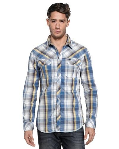 MUSTANG Jeans Camisa Slim Fit