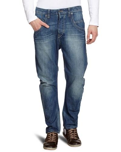 MUSTANG Jeans Pantalón vaquero Niedriger Bund