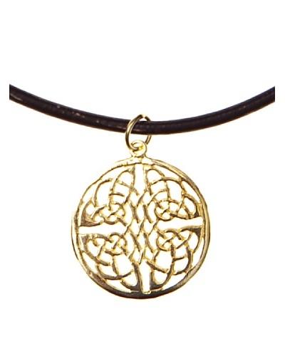 My Silver Gargantilla Alhambra Oro