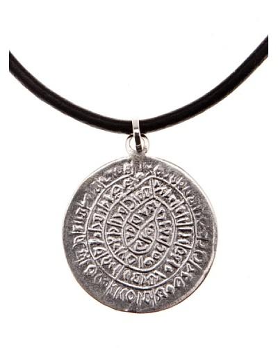 My Silver Collar Colgante Maya