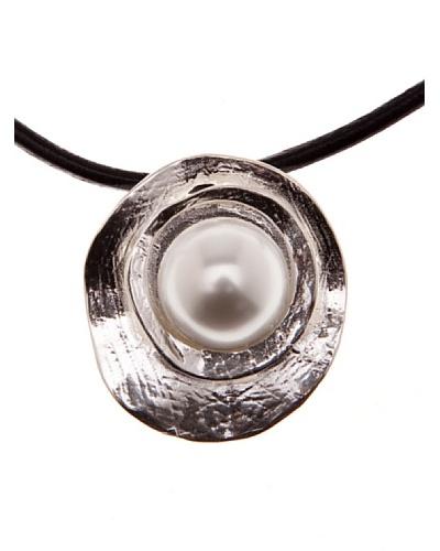 My Silver Gargantillas Gran Perla en Plata