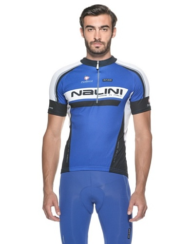 Nalini Camiseta Magnetite Azul