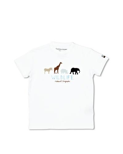 National Geographic Camiseta Animals