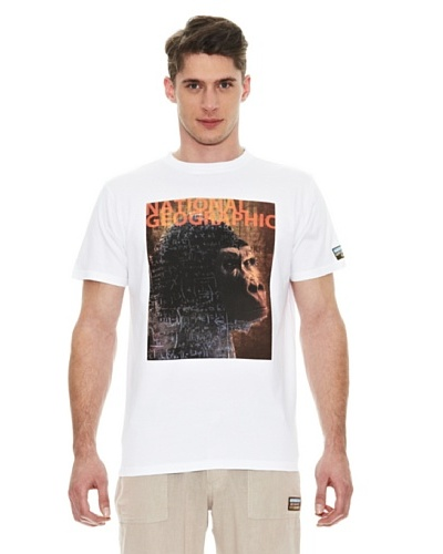 National Geographic Camiseta Ape