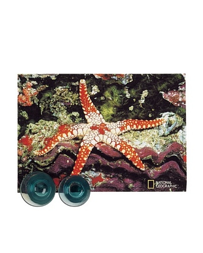 National Geographic Mantel invidividual Estrella