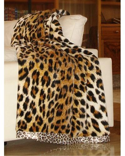National Geographic Plaid Leopardo