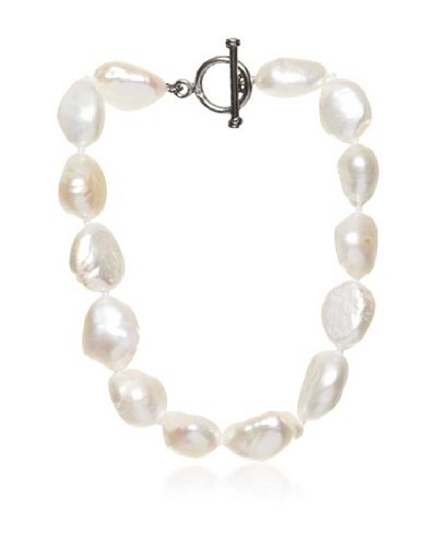 NATURALLY PEARLS Pulsera Perlas Atlantic