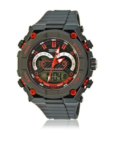 Nautec No Limit Reloj SW QZ-AD/PCBKPCBKBK-RD Negro