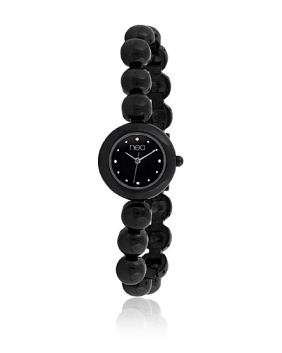 neo Reloj 75964696 Negro