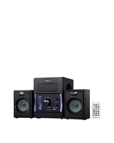 Nevir Sistema micro speakers 2.1. Radio/MP3/USB/SD/MMC NVR-691 SMUC