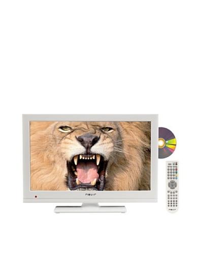 Nevir Televisión Led 19″ HDD con DVD NVR-7502-19HDD-B Blanco