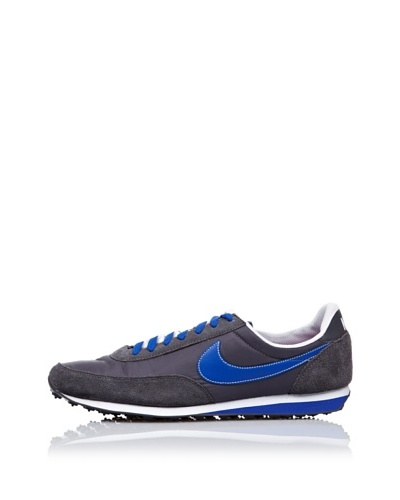 Nike Zapatillas Detente Elite (Double Lacage) Gris / Azul / Blanco
