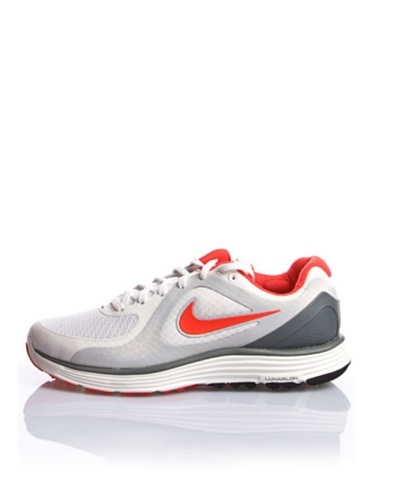 Nike Zapatillas Wmns Nike Lunarswift+ Blanco / Gris / Rojo