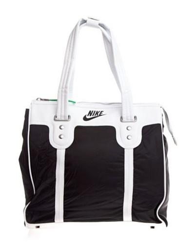 Nike Bolso Blanco / Negro Unica