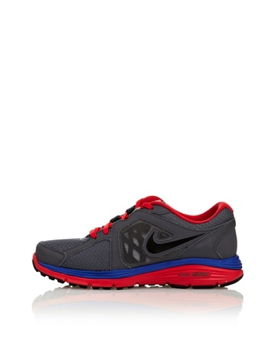 Nike Zapatillas Nike Dual Fusion Run Bg Gris / Rojo / Azul